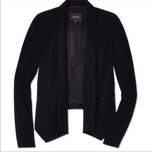 Aritzia Babaton Dominick Black Blazer/Jacket Sz6